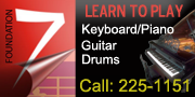 Learn to Play Music @ Foundation Seven